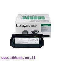 טונר  לקס מרק LEXMARK    T520/522 מקורי