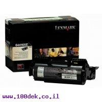 טונר לקס מרק   LEXMARK   32 K  64416XE מקורי