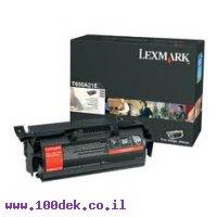 טונר לקס מרק  LEXMARK  T-650/652 מקורי