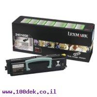 טונר לקסמרק E-240/342/232/330  LEXMARK  מקורי
