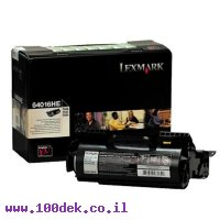 טונר לקסמרק T-640/644 HC מקורי