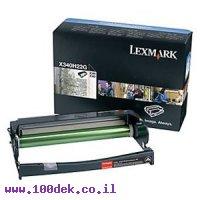 תוף לקס מרק  LEXMARK  X-340 מקורי