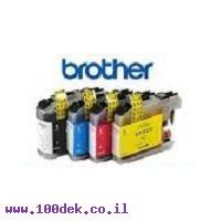דיו למדפסת Brother LC-223C כחול - תחליפי