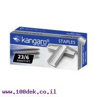 סיכות שדכן 23/6 Kangaro - כמות 1000 יחידות