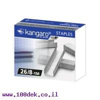 סיכות שדכן 26/8 Kangaro - כמות 1000 יחידות