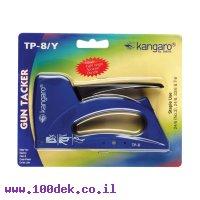 אקדח סיכות Kangaro TP-8Y - גוף פלסטי