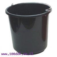 דלי פלסטיק - 10 ליטר