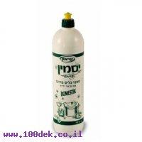 נוזל כלים 12% חומר פעיל - 1 ליטר