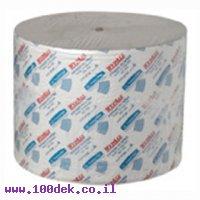"""מגבת נייר תעשייתי - טישו חד שכבתי 1200 מטר ברוחב 26 ס""""מ"""