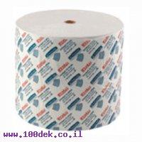 """מגבת נייר תעשייתי - טישו חד שכבתי 1200 מטר ברוחב 29 ס""""מ"""