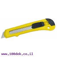 סכין חיתוך פלסטי בינוני