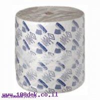 """מגבת נייר תעשייתי - טישו חד שכבתי 324 מטר ברוחב 26 ס""""מ - דגם שפיר"""