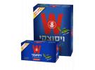תמונה של מוצר  תה ויסוצקי רגיל 100 יחידות
