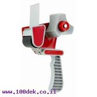 אקדח סרט הדבקה בסיסי - ידית פלסטיק