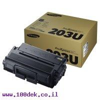 טונר Samsung MLT-D203U שחור - מקורי