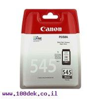 דיו למדפסת Canon PG-545 שחור - מקורי