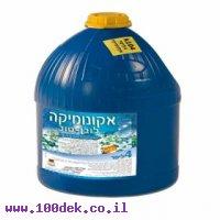 אקונומיקה בריכוז 3.5% - מיכל 4 ליטר