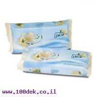 נייר טישו דו שכבתי - 100 ממחטות בשקית